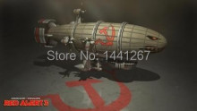 3D Paper Model Command & Conquer: Red Alert 3 Kirov Airship  DIY Handmade Child Toys
