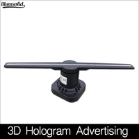 LED Fan High Resolution Display 3D Hologram Fan for Advertising for projection