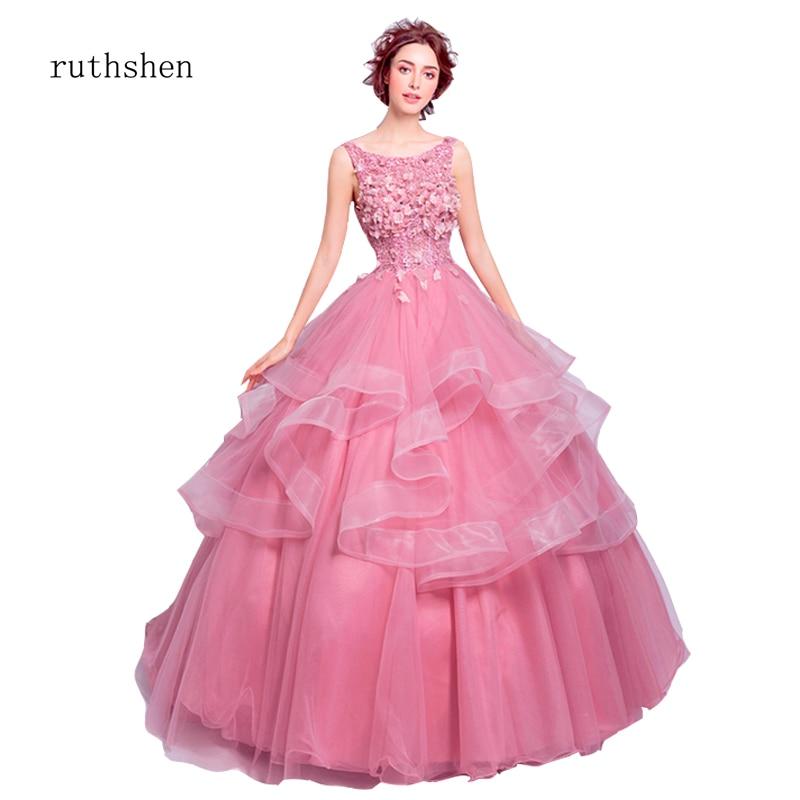 ruthshen Vestidos De 15 Anos 2019 Luxury Quinceanera Dresses Elegant Party Prom Quinceanera Dress Vestido Debutante