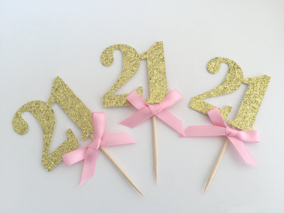 Popular 21st Party Decorations Buy Cheap