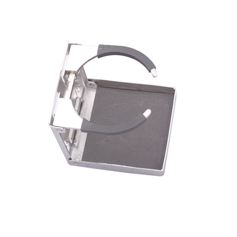 Boat Accessories Marine Stainless Steel Adjustable Folding Cup Drink Holder Marine Boat Truck RV Set