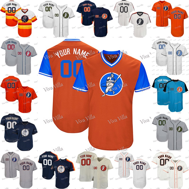 2017 New Players Weekend Baseball Jersey Custom Any Name Any Number High Quality Stitched Baseball Jersey S-6XL Free Shipping custom men woman youth produce any hockey team size color jerseys sewn on any name number loge home road third embroidery jersey