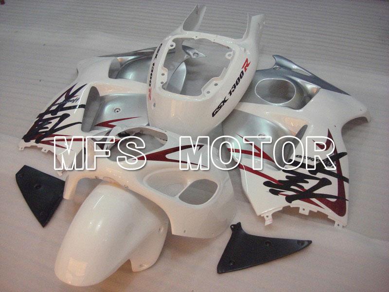 Fairing ABS Mold Kit For Suzuki GSXR1300 Hayabusa 1999 2007 Bodywork Injection White
