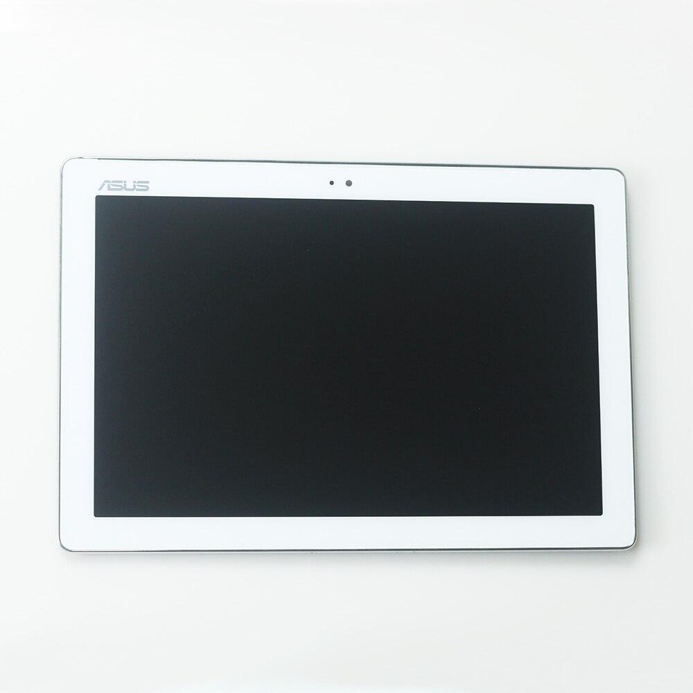 Original pour Asus ZenPad 10 Z300 Z300C ZP023 LCD écran tactile numériseur panneau capteur assemblage avec cadre - 2