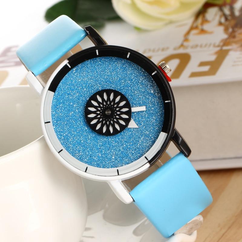 Hesiod Merek Olahraga Jam Tangan Relojes Gaun Rose Biru Hitam Putih Kuning a1c65d6753