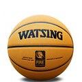 Кросс-зернистая воловья Текстура натуральная кожа внутри и снаружи цементный пол универсальный износостойкий ПУ баскетбол
