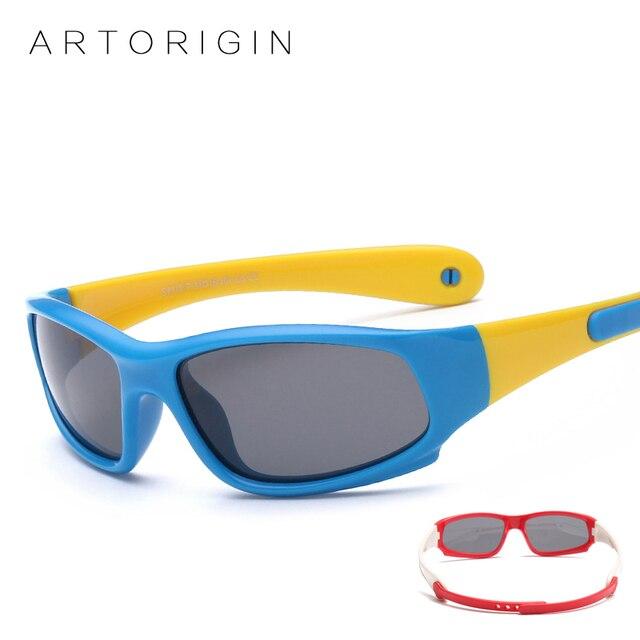 ARTORIGIN Óculos de Sol Infantil, Óculos de Sol Polarizado para Meninos e  Meninas, Óculos 56bf4b7403