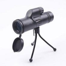 8X30 Birdwatching Monocular Single Tube Zoom Lens with Tripod Camera Telescope Viewing Glasses Bird Watching Concert Monocular