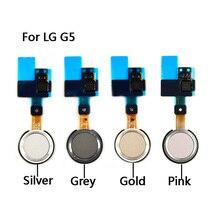OEM Home Button Fingerprint Sensor Button Flex Cable Ribbon