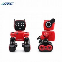 JJR/C R4 Robot 2.4G Money Management Sound Interaction Gesture Sensor Control Robot Birthday/Christmas Gift Robots hi(China)