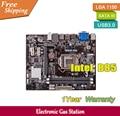Original ECS LGA 1150 DDR3 Desktop Motherboard Intel B85 PCI-E SATA III USB3.0 VGA DVI HDMI Micro ATX