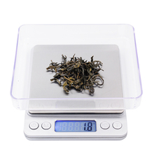 3000g 0.1g Electronic LCD Display Mini  Digital Jewelry Scale Weighing Scale Weight  Balance Scales laboratory balance scale 50g 0 001g high precision jewelry diamond gem lcd digital electronic scale counting function portable