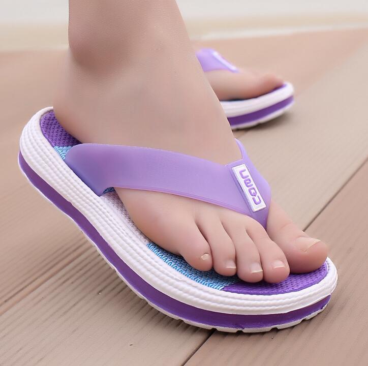 Sport Flip Flops Womens