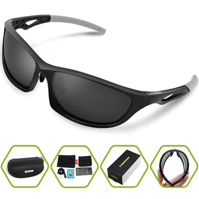 Moda óculos polarizados óculos para mulheres dos homens de esportes de golfe de esporte óculos de quadro