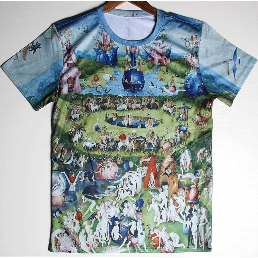 New Cheap Men T Shirts Space Cat Egyptian Pharaoh Resident Evil