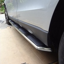 High quality! Side step  running board  OEM  type fit for Audi Q5 2009 2010 2011 2012