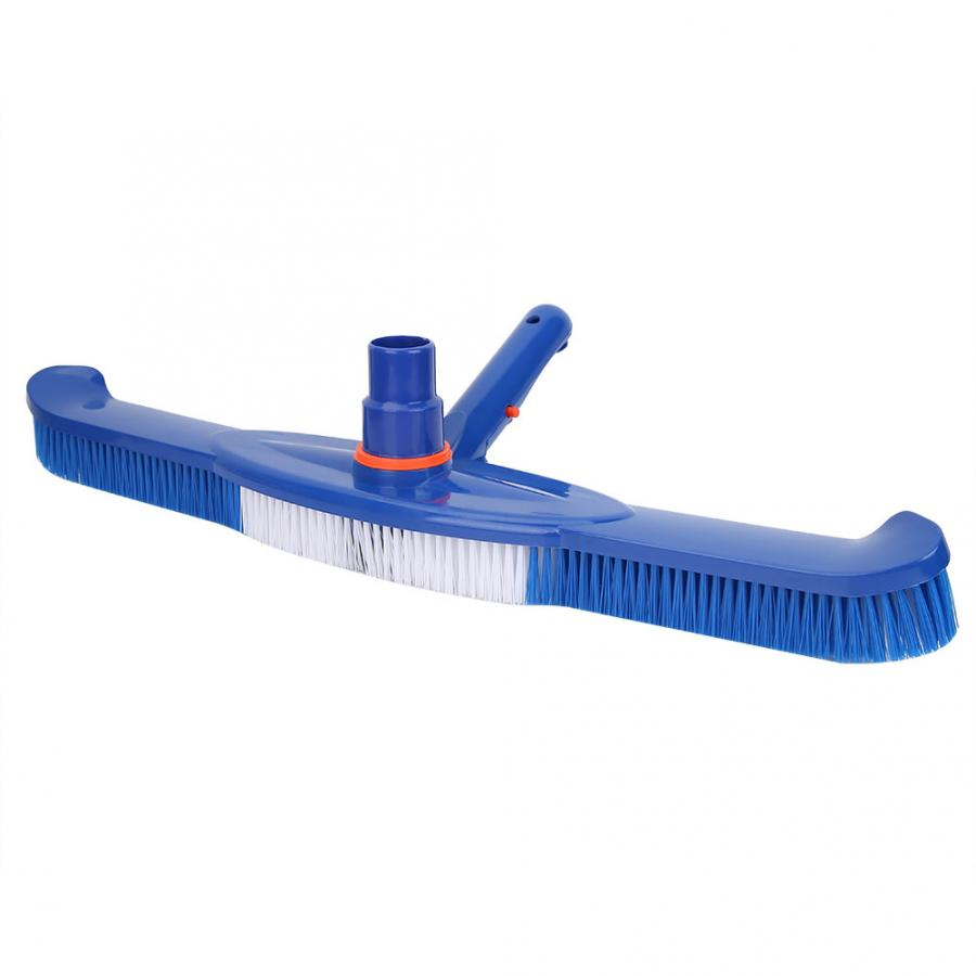 Pool-Cleaner Vacuum-Head-Brush-Cleaner Cleaning-Tool Swimming-Pool-Suction Ground Stainless-Steel