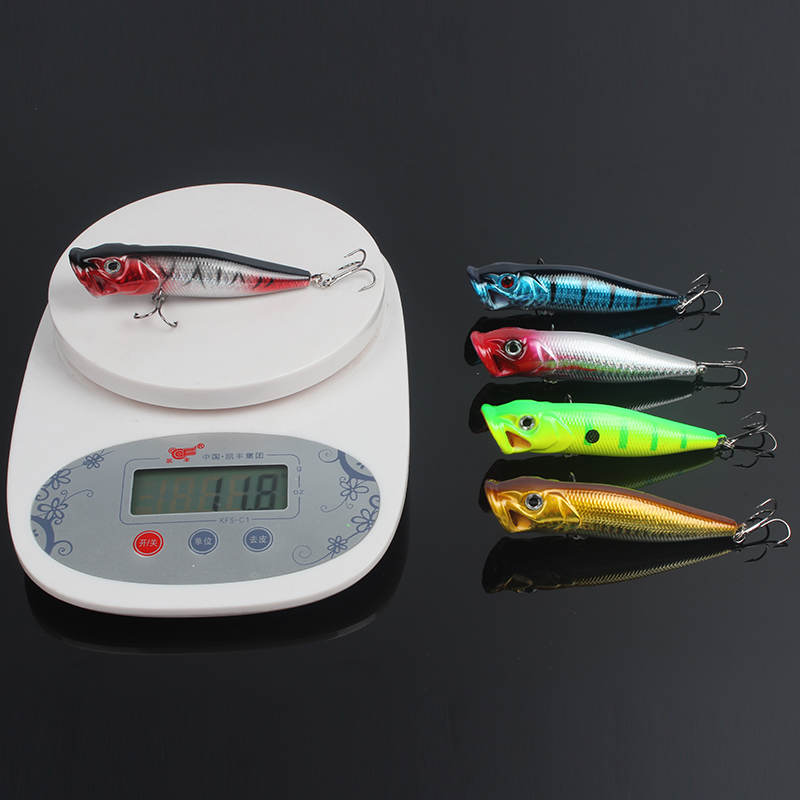 Goture 20 Piece / set Fishing Lure Set 10pcs Wobblers + 5pcs Slide - თევზაობა - ფოტო 4
