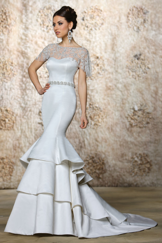 Popular Silver Lace Wedding Dress-Buy Cheap Silver Lace Wedding ...