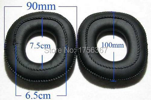 Купить с кэшбэком Ear pads replacement cover for Audio-technica ATH-M10 ATH-M20 ATH-M30 ATH-M35 ATH-SX1 Headphones(earmuffes/ headphone cushion)
