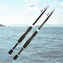 超軽量カーボンスピニング釣竿ショート伸縮ロッドボートロックスティックペスカ低音鯉 seafishing ためポール