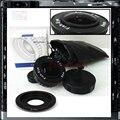 8 мм F3.8 CCTV Широкий Угол Fisheye Рыбий Глаз Объектив + C-Mount адаптер Для Fujifilm X-T10 X-T1 X-pro2 XPRO-1 X-A2 X-E1 X-E2 X-M1 X-A1