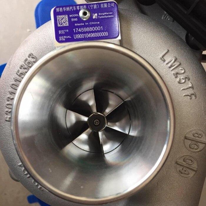 Turbocompresor Xinyuchen para Turbo cargador GT1749V turbocompresor 14411-VZ20A para Nissan Urvan ZD30