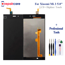 For Xiaomi Mi3 Display Tested AAA 5 inch IPS LCD XiaoMi Mi 3 With Touch Screen Digitizer Assembly