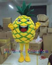 Adult Fruit Pineapple mascot costume fruit carnival costume mascot Cartoon Character costume