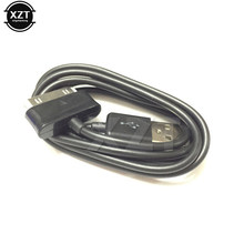 Venta caliente Micro USB Cable de cargador de datos de sincronización de Cable de carga para Samsung Galaxy Tab 2 Nota 7,0, 7,7, 8,9, 10,1 tablet(China)