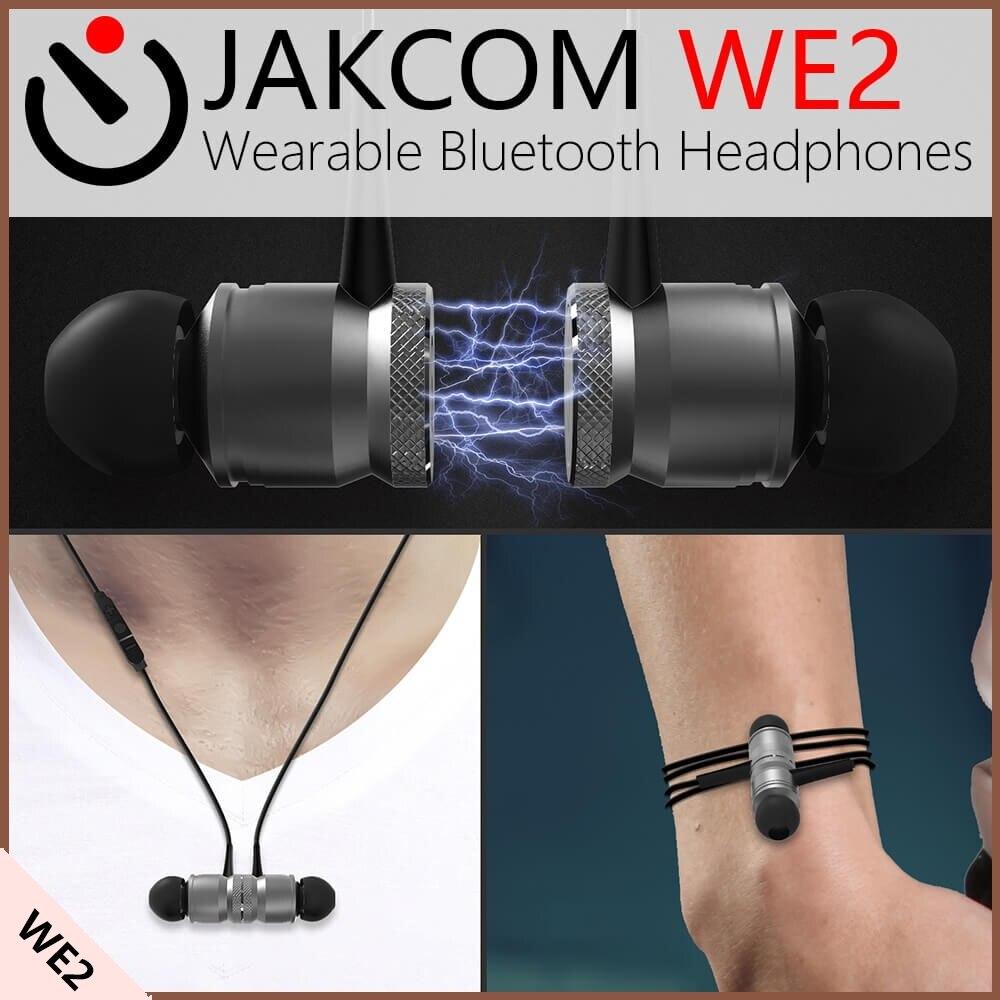 imágenes para Jakcom WE2 Portátil Auriculares Bluetooth Nuevo Producto Equipos Como Recptor Para Fujikura Fusionadora De Fibra Óptica Ftth Cable