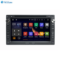 Yessun For VW Passat B5/Golf 4/Polo/Bora Android Multimedia Player System Car Radio Stereo GPS Navigation Audio Video