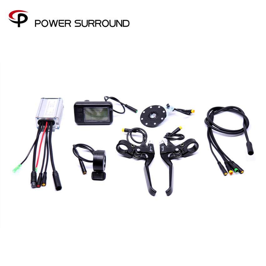 Waterproof Electric bike Conversion Kit system for 36V250W/350W hub motor kit waterproof electric bike conversion kit system for 36v250w 350w hub motor kit