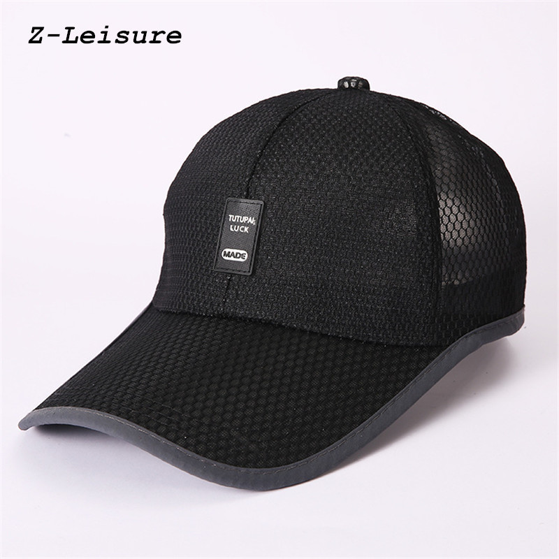 Summer Baseball Cap Mesh Cap Hats For Men Women Snapback Gorras Hombre hats Casual Hip Hop Caps Dad Casquette BC1893 2017 brand snapback men baseball cap women caps hats for men bone casquette vintage dad hat gorras 5 panel winter baseball caps
