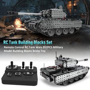 952PCS Remote Control RC Tank