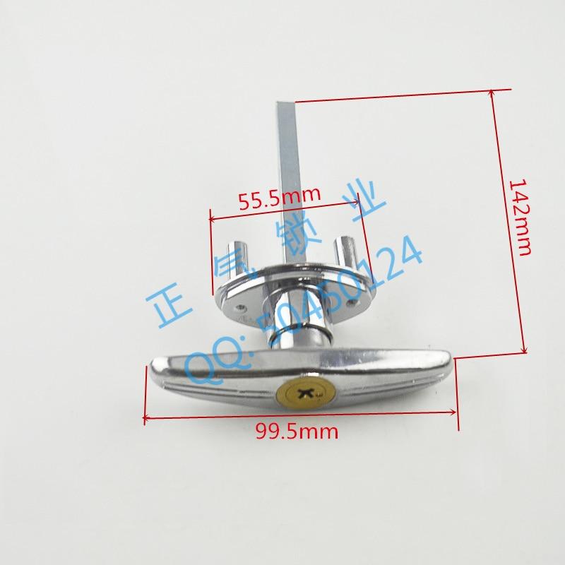 SJ070 garage door garage shutter doors accessories replica manually lock handle emergency lock cylinder lock|lock cylinder|lock handlelock accessories - title=