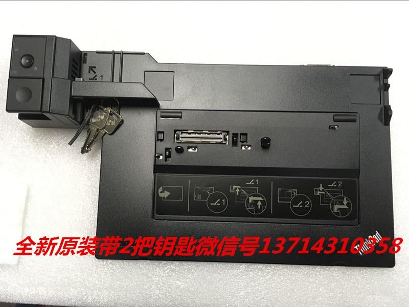 New original Thinkpad x220 x230i T410 T420 T430 W510 W520 W530 tablet2 dock 4377 4338 base