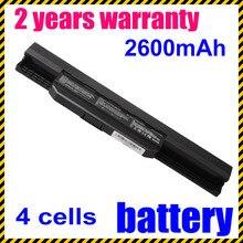 JIGU аккумулятор для Ноутбука ASUS A32-K53 A41-K53 A43 07G016H31875 X53SV PRO5N K43 X84 P53E Pro4J X84SL K54H K53U Серии A83 X8LY