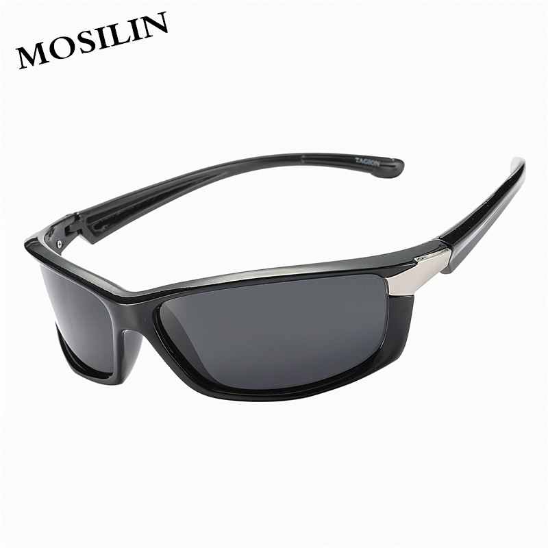 MOSILIN Brand New Polarized Sunglasses Men Fashion Sun Glasses Travel Driving Male Eyewear Oculos Gafas De So