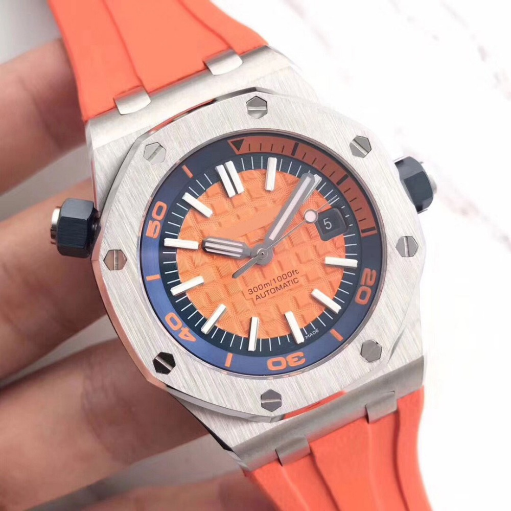 Mens Watches Top Brand Luxury Full Steel Automatic Mechanical Men Watch Classic