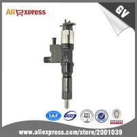 Factory Price 095000 8901 Injector For Denso Diesel Fuel Injector Common Rail Injection