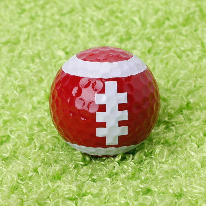 6 Pcs/set Practice Golf Balls Professional Course Play Toy Indoor Outdoor Training