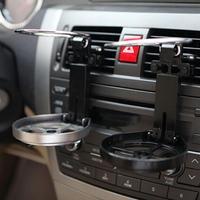 Ansblue universal dobrável ar condicionado de entrada carro auto bebida titular copo copo quadro do carro para caminhão van bebida