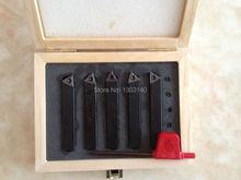 Токарный инструмент Бесплатная доставка Горячей продажи 5 шт. 25 мм Сверла Карбида Токарных Инструментов