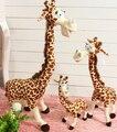 1 unids 30 cm Encantador Lindo Cuello Largo de la Jirafa de Peluche de Felpa de Juguete kawaii juguetes de felpa Muñeca de Madagascar 3 para Los Niños