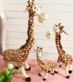 1pcs 30cm Cute Lovely Long Neck Giraffe Stuffed Plush Toy kawaii toys Doll Madagascar 3 for Kids