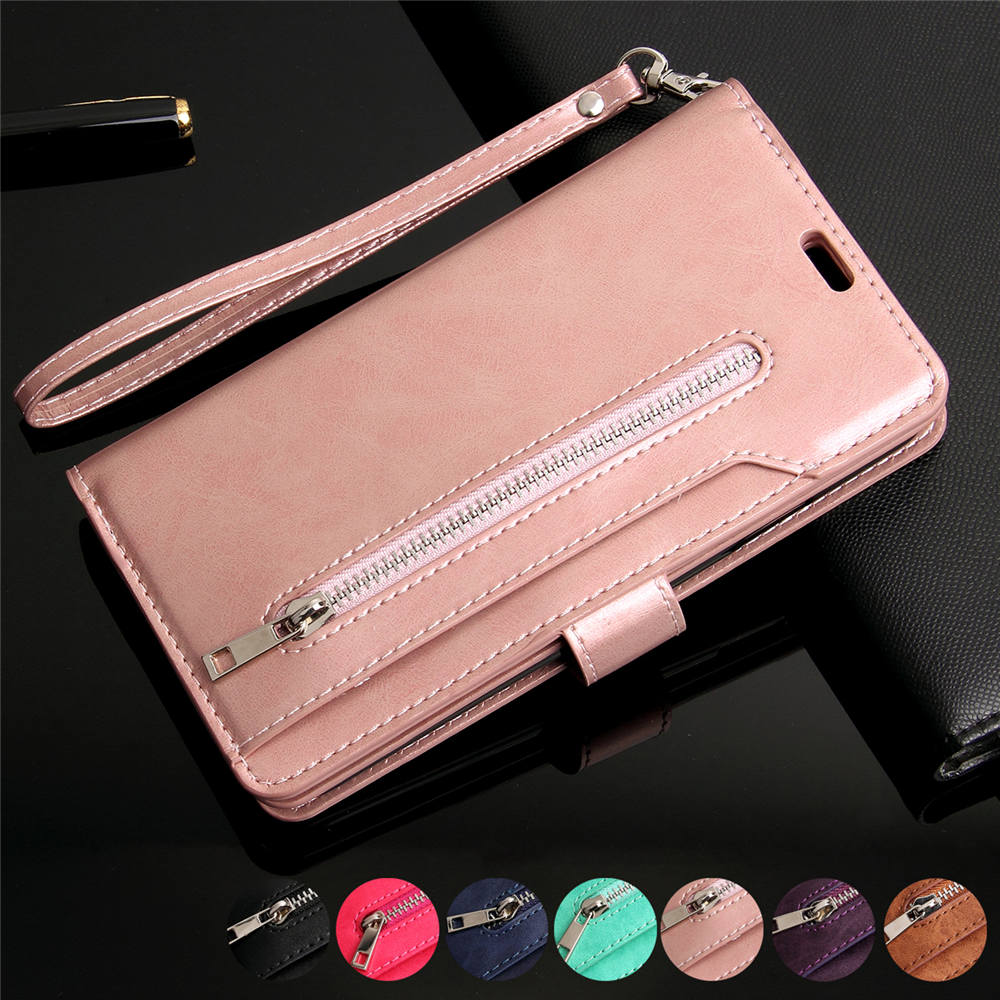 a50 a70 Magnetic fone Case for Samsung Galaxy A70 A50 Luxury PU Leather Wallet Book Flip