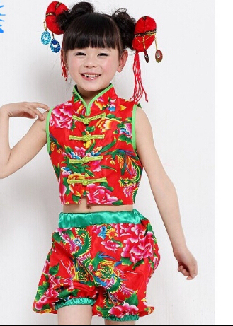 Chinese baby Cheap Discount Women Ladies Red Ancient Chinese National  Costume Traditional Chinese Dance Costumes Cosplay dress 4b55651d8528