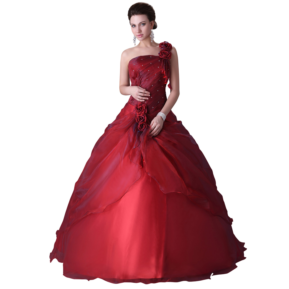 Buy vintage style red wedding dresses for Red and black wedding dresses for sale