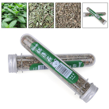 100% Natural Quality 10g Catnip Organic Cattle Grass Menthol Flavor Funny Cat Toys Tube 40ml